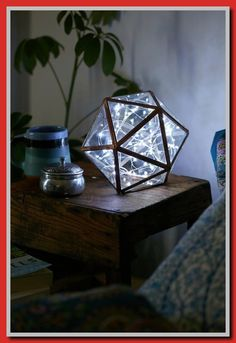 If You Don't Already Have Fairy Lights, You'll Want to Get Some After You See These 17 Beautiful Ways to Use Them! : Looking for a quick way to brighten up your home decor? Then you have to use some fairy lights in one of these 17 beautiful ways!