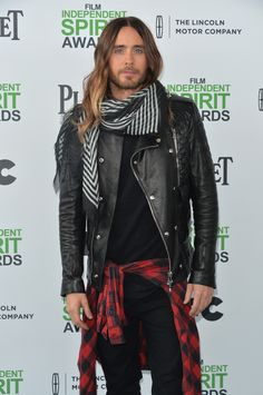 And his style was impeccable. | 27 Reasons Jared Leto Was The Absolute Best Person During All Of Awards Season