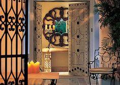 love the doors at palmilla
