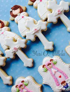 Galletas de Primera Comunión( Communion Cookies) | Cookie Connection