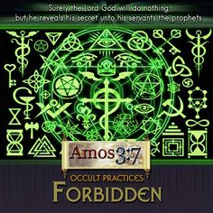 "Exposing Supernatural and Occult society. ""towebah,"" God, in His wisdom, lays out the Nine Forbidden Practices. This outline by Eric Barger former occultist. Verb Forms, Church News, Culture War, Agent Of Change, New World Order, New Testament, Christian Life, Occult"