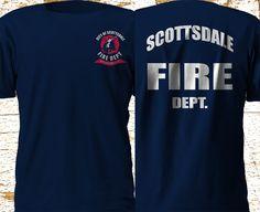 3XL The New York Firefighter Fire Department USA Fire Backdraft Navy T-Shirt S