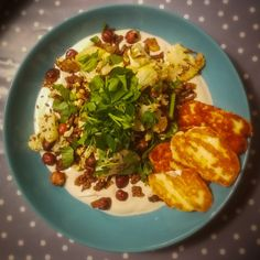 Turkish Fashion, Halloumi, Tahini, Cauliflower, Tacos, Spices, Gluten Free, Training, Meat