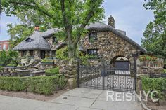"""The """"Gingerbread House"""" is a precious gem, befitting an owner who values the well being and personal energy that flows from a residence of such history and design caliber.  For more information, please contact Randy Reis @ (917) 435 4870 rreis@kwnyc.com.  #NYCinventory #NYChouse #NYCrealestate #Brooklyn #Bayridge #Bayridgehouse #MostIconicHouse #BKiconicHouse #GemInBK #TheGingerBreadHouse  #ReisNYC #realestate #BePartoftheHistory"""