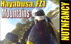 TNP Moto Adventure: Mt Hamilton Hayabusa, FZ1