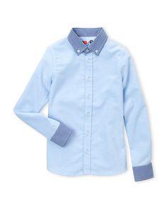 Msgm (Boys 8-20) Button-Down Shirt