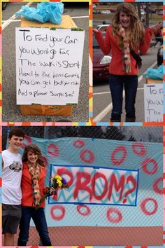 86 Best Prom invites images in 2015   Dance proposal, Class