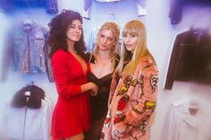 The Mighty Company and Ilaria Urbinati Collaboration Fashion Events, Passion Project, School Fashion, Collaboration, Kimono Top, Cover Up, Search, Celebrities, Blog