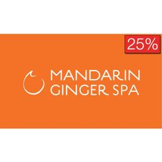 GET 25% OFF @ MANDARIN GINGER SPA More information:  https://www.whitecardasia.com/partner/mandarin-ginger-spa/