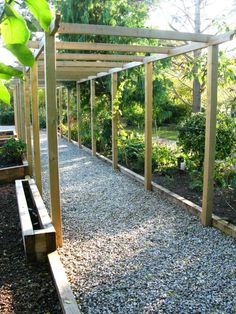 Camas elevadas Pergola Walkway, Exmouth 10 There is certainly no time at all such as Wood Pergola, Outdoor Pergola, Backyard Pergola, Pergola Shade, Backyard Landscaping, Wisteria Pergola, Steel Pergola, Modern Pergola, Pergola Roof