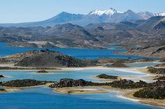 Lago Chungara, North Chile