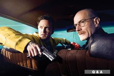 Breaking Bad. love this pic