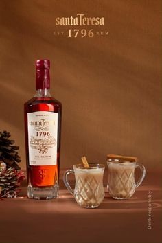 This holiday, let's make the most of this special time by sharing a gift with the people closest to us. Make the most of the holidays by enjoying Santa Teresa cocktails. Santa Teresa 1796 Hot Buttered Rum 1 cup Santa Teresa 1796 Rum ⅔ cup packed dark brown sugar ½ cup (1 stick) unsalted butter at room temperature ¼ cup honey ½ teaspoon ground cinnamon ½ teaspoon ground nutmeg ⅛ teaspoon ground cloves 1 pinch of salt 2 cups boiling water Cinnamon sticks for garnish Recycled Christmas Gifts, Christmas Paper Crafts, Christmas Crafts For Gifts, Diy Crafts For Gifts, Perfect Christmas Gifts, Diy Christmas Ornaments, Diy Crafts Magazine, Christmas Gift Inspiration, Diy Snowman Decorations