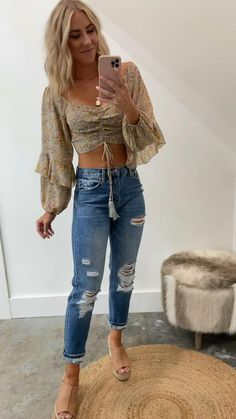 Cute Fall Outfits, Dressy Outfits, Simple Outfits, Cute Fall Clothes, Summer Outfits, Downtown Outfits, Miami Outfits, Girls Night Out Outfits, Going Out Outfits
