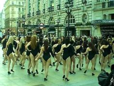 Do You Love Flash-Mobs? How About Planking? Are You Up To Date On The Latest Craze?