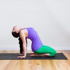 Yoga Sequence For Stress