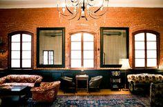 DREAM WEDDING VENUE: Carondelet House. i'd donate a limb, an organ, and bone marrow.