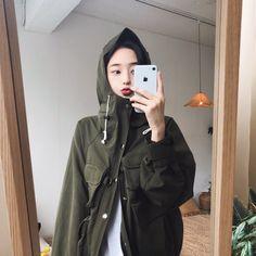 Mode Ulzzang, Korean Ulzzang, Korean Girl, Asian Girl, Son Hwamin, Hwa Min, Ming Xi, Self Photography, Uzzlang Girl