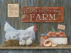 Fresh from the Farm (Pam Britton)