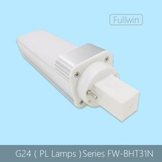 LED G24 lamp, compatible with electronic ballasts, just replace your old lamps directly!