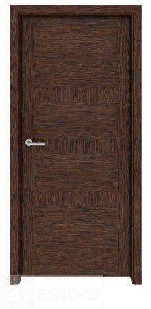 Add natural beauty to any modern setting with our  Dark Walnut Wood Interior Door Richmond   #doors #walnut #interior