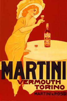 Martini and Rossi, Torino Poster su AllPosters.it