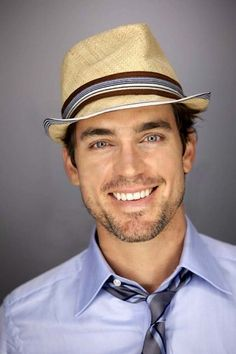 Matt Bomer in White collar season 5!!! Can't wait!
