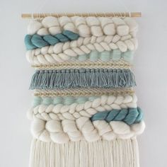 I do still make tapestries. this style is next on my loom. normal service is set to resume this evening! Weaving Textiles, Weaving Art, Tapestry Weaving, Loom Weaving, Weaving Wall Hanging, Wall Hangings, Weaving Projects, Weaving Techniques, Yarn Crafts