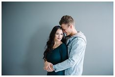 Close up of husband and wife embracing and smiling    Utah Family Photography   Brooke Bakken