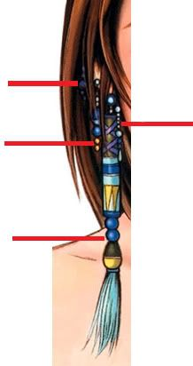 Summoner Yuna FFX earring [Archive] - Cosplay.com