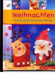 Christophorus - Weihnachten Bastelspass für kleine hande - Muscaria Amanita - Picasa Webalbumok