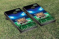 Ohio Bobcats Cornhole Game Set Stadium Version * Be sure to check out this awesome product.
