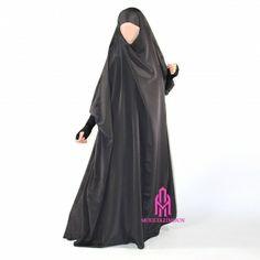 Jilbab Makkah microfibre