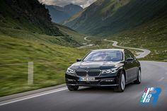 La nuova BMW 740e iPerformance La nuova BMW 740e iPerformance