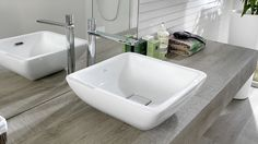 A washbasin for each bathroom? Thanks to Noken, it is possible