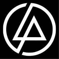 The logo of the American rock band Linkin Park since the release of Minutes to Midnight (2007).