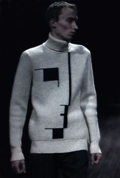 Raf Simons | AW 2003-04 | Closer