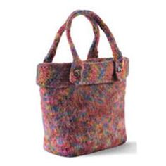 Valley Yarns 154 Vermont Felted Bag (Free) in Valley Yarns at Webs