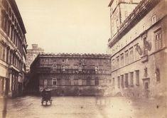 Piazza Venezia (1865)