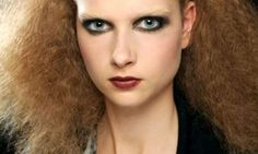 Brow Bleaching: Do NOT Try This At Home, Kids. Bleached, non-existent brows have become commonplace on the runway, if not yet on the subway, over the last few seasons. Lara Stone is the obvious poster girl for this look, and it has slowly become ubiquitous at shows and in editorials. Take a look at the recent SS2011 runways: Marc Jacobs,  Alex Wang, YSL---nary a brow in sight.   I've seen this look enough now that it doesn't seem as shocking, bizarre, and otherworldly as it once did. Is this…