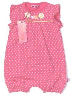Baby Mädchen Sommer Strampler von Me Too Gr. 62 Dänisches Design