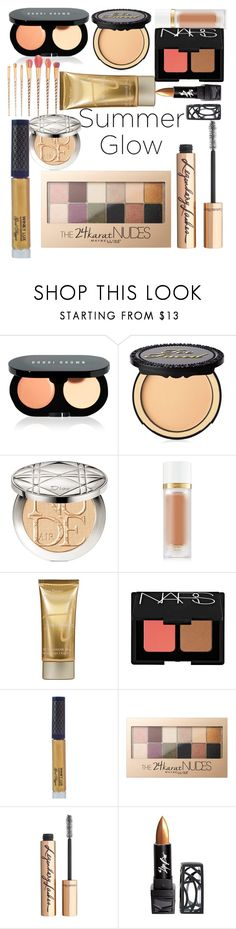 """Untitled #78"" by alexskellington ❤ liked on Polyvore featuring beauty, Bobbi Brown Cosmetics, Too Faced Cosmetics, Christian Dior, Tom Ford, NARS Cosmetics, Winky Lux, Maybelline, Charlotte Tilbury and The Lip Bar"