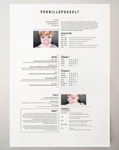 34 Awesome Resume