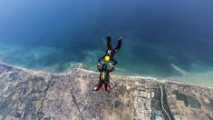 Skydiving - totally must-have experience!