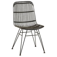 The Darby Chair by Dovetail is part an eclectic range of handmade furniture, accessories and textiles.