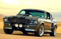Gone in 60 seconds, 67 Shelby GT 500