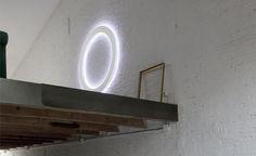 Eclipse, luminaria de superficie de Nexia Iluminación