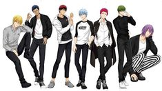 Discovered by ~ Mira ~ ♥️. Find images and videos about anime, handsome and kuroko no basket on We Heart It - the app to get lost in what you love. Kagami Kuroko, Kagami Taiga, Vorpal Swords, Kuroko No Basket Characters, Desenhos Love, Susanoo Naruto, Kiseki No Sedai, Basketball Anime, Netflix Anime