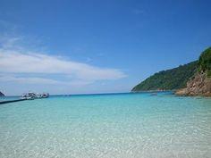 『青い海と白砂の美しいビーチリゾート~マレーシア・レダン島~』 [レダン島]のブログ・旅行記 by terukoさん