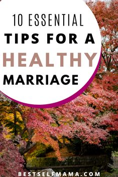 These healthy marriage tips and ideas are a must read! They have helped my husband and I improve our marriage in so many ways. These simple tips and ideas are sure to help you create the happy and healthy marriage you want and deserve. #marriage #healthymarriage #happymarriage #relationships #relationshiptips #relationshipadvice #marriedlife #bestmarriageadvice